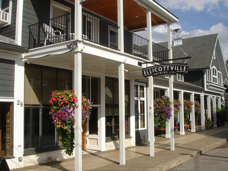 The Ellicottvbille Brewing Company Ellicottville NY